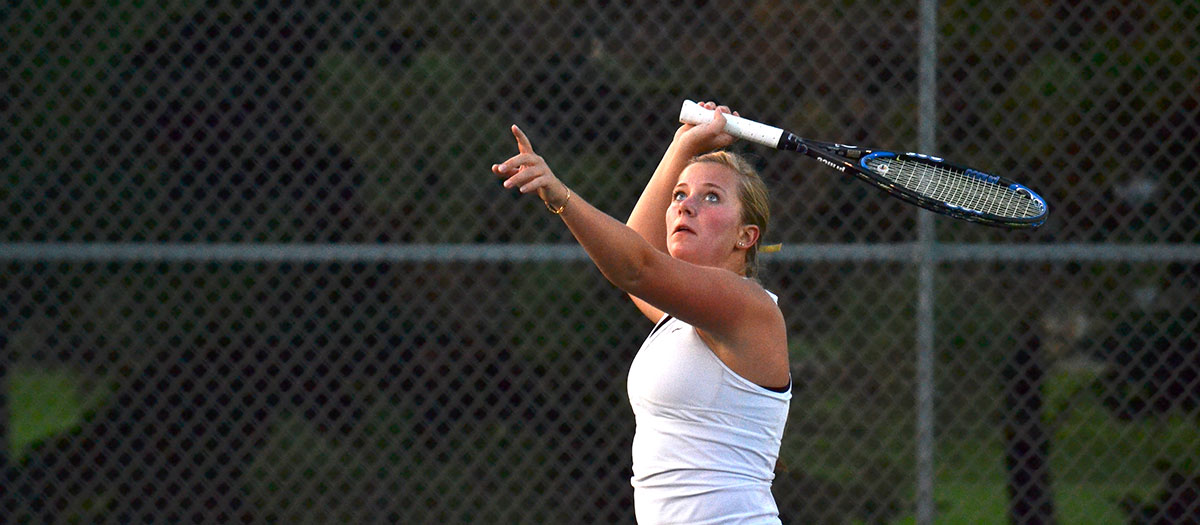 Bemidji High School tennis