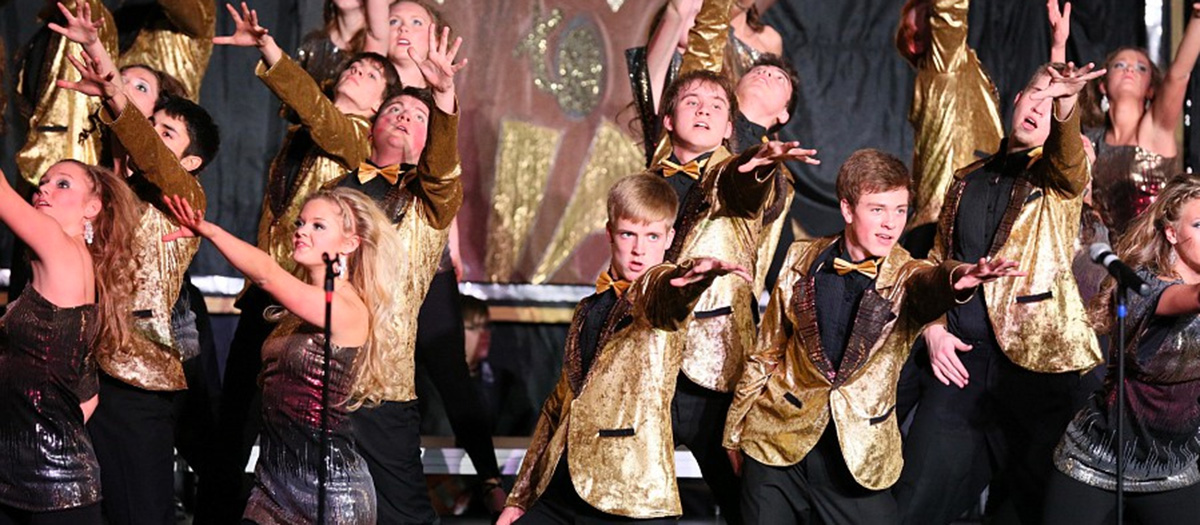 Vocalmotive Show Choir at Bemidji High School
