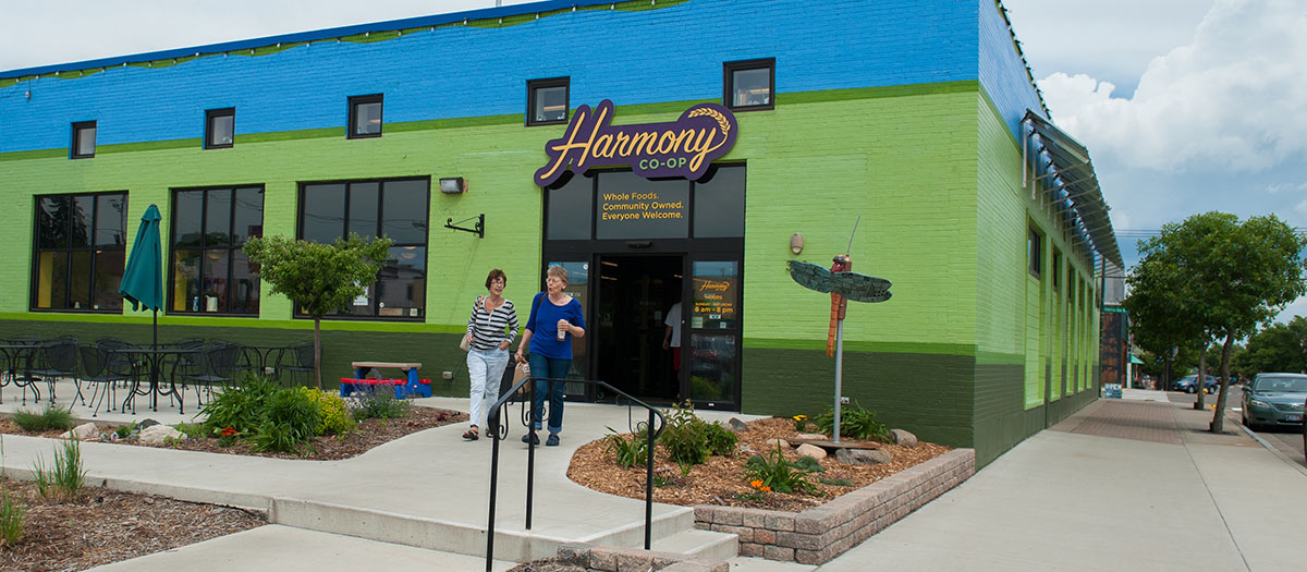 Harmony Natural Foods Co-op