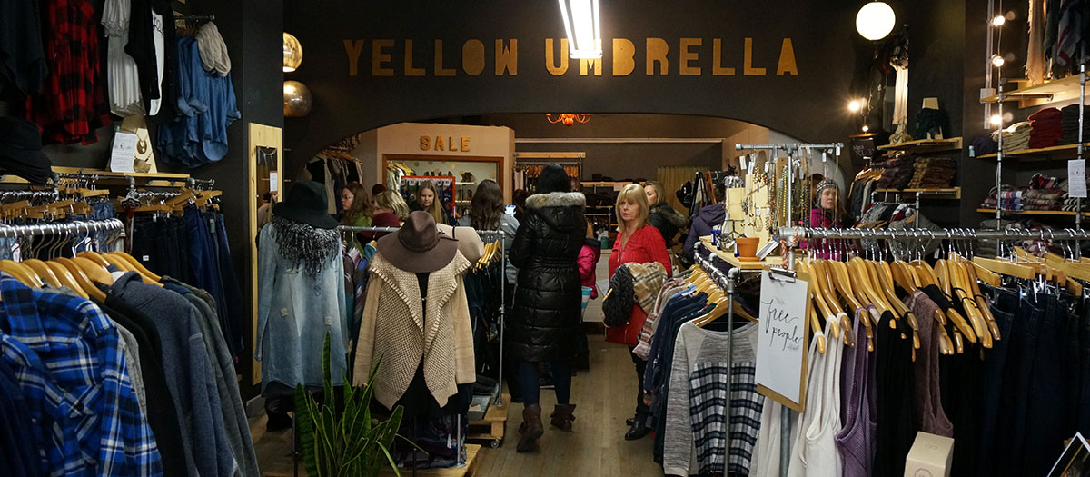 Yellow Umbrella Boutique