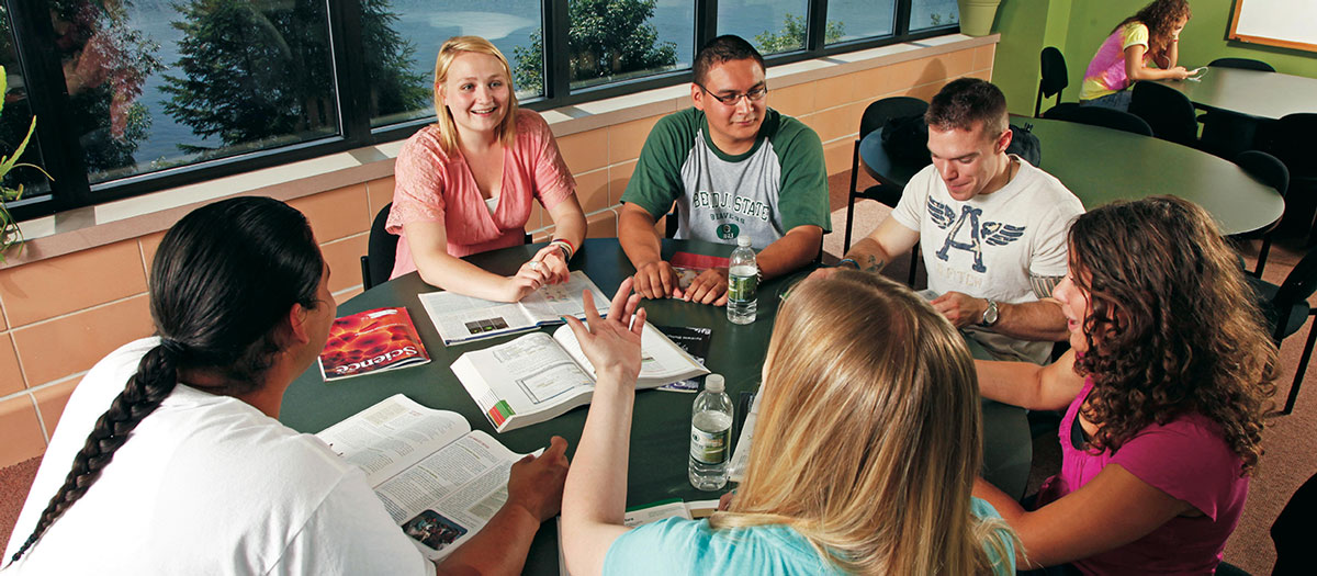 Study Group at BSU